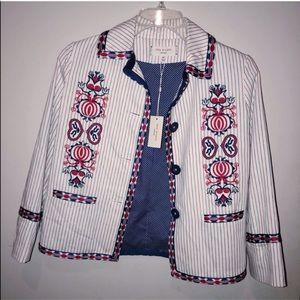 Max Studio blazer jacket sz xs